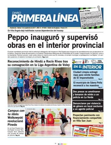 Primera Línea 5345 12 09 17 by Diario Primera Linea - issuu 1a7ebbb54750