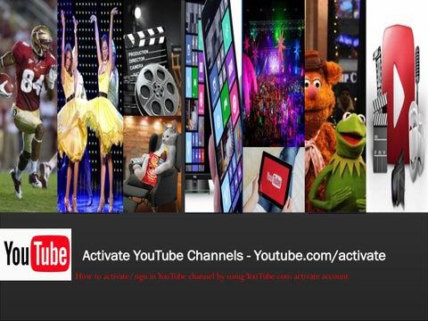 youtube.com/activate roku 1