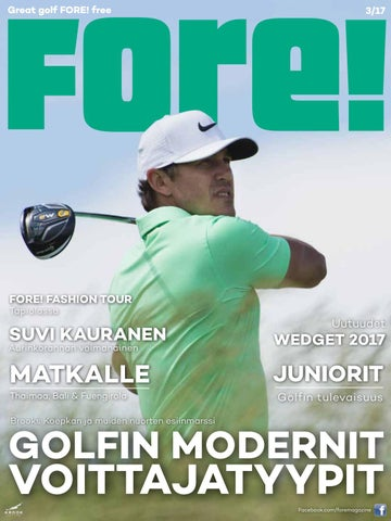 hot sale online 92337 c8847 Fore! Golf Magazine 3 17 by krookmedia - issuu