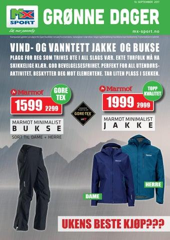 f5ee83b2 KAMPANJE: GRØNNE DAGER by MX-Sport Norge & Fjelland Handel - issuu