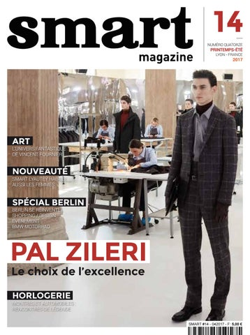 Smart Magazine  14 by Pierre BONNET-Les éditions iconiques - issuu 9303e9838ed