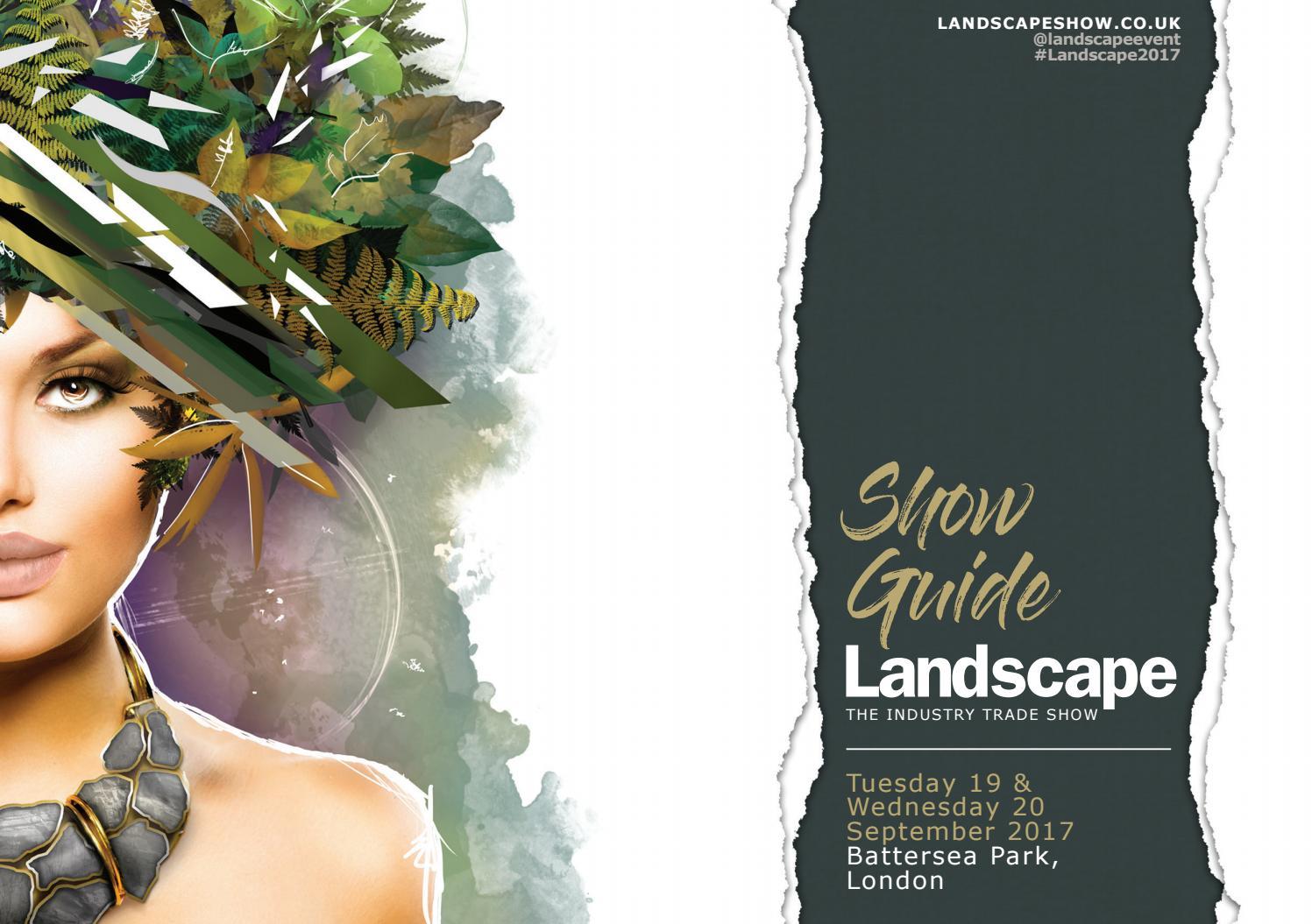 Poterie Goicoechea Pas Cher landscape show guide 2017landscape show - issuu