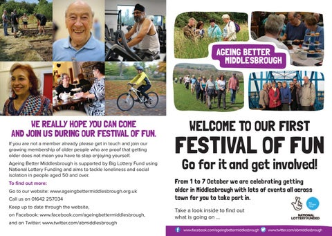 ageing better middlesbrough festival of fun by ageing
