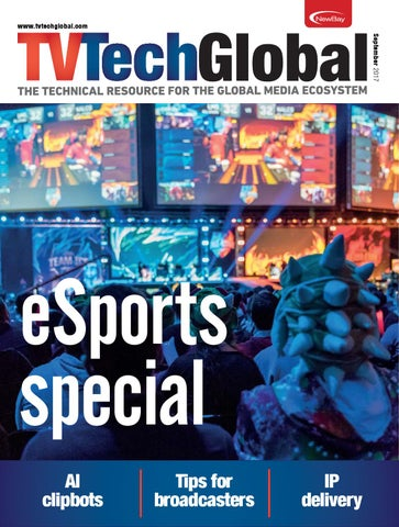 TVTG eSports Special 2017 by Future PLC - issuu