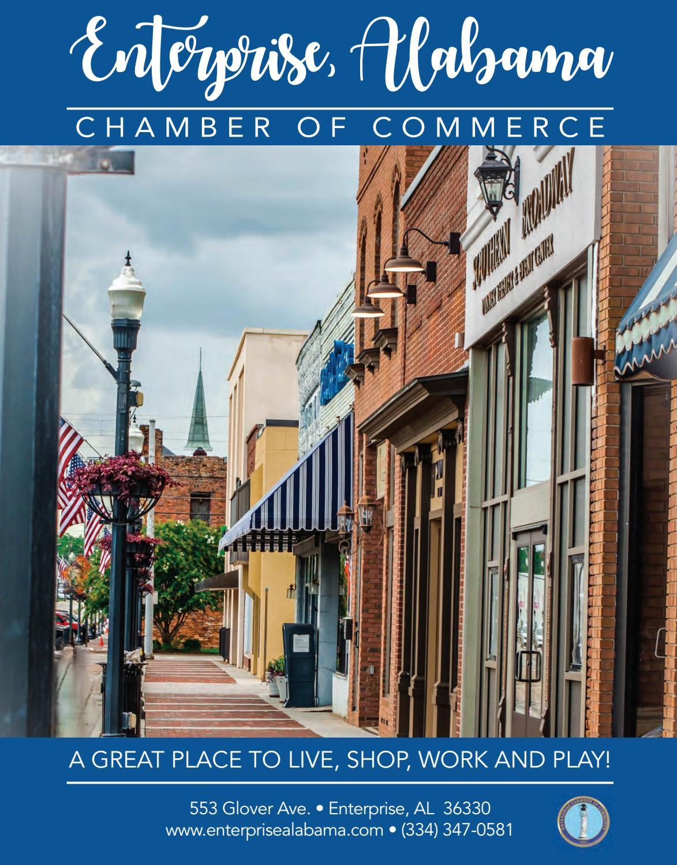 Enterprise Al Community Guide 2017 2018 By Town Square Publications Ideal 61534 Digital Breaker Finder With Gfci Works On 120 220v Llc Issuu