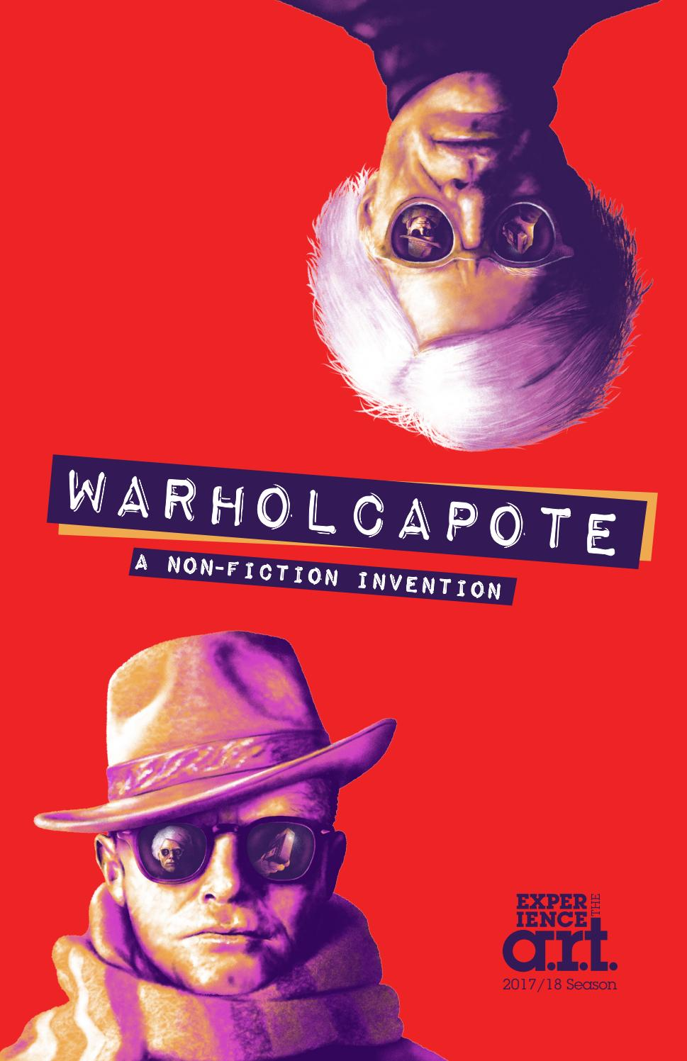 WARHOLCAPOTE Program By American Repertory Theater