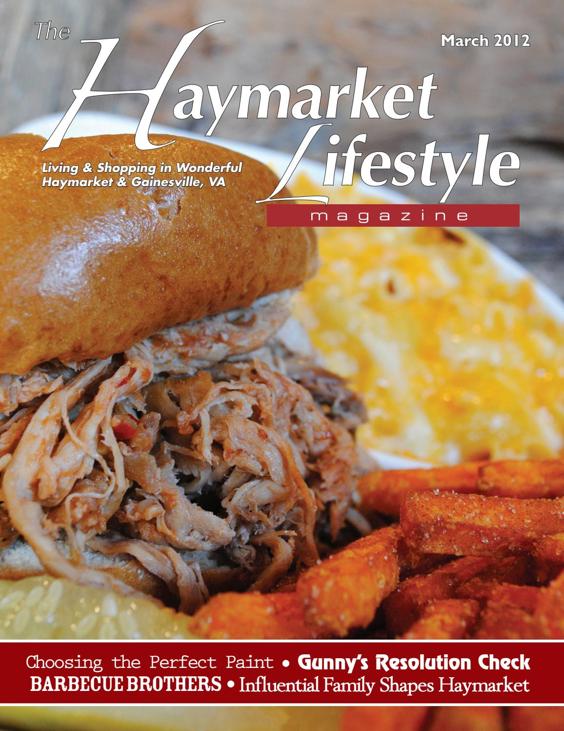 Haymarket Lifestyle Magazine March 2012 by Piedmont Publishing Group ...
