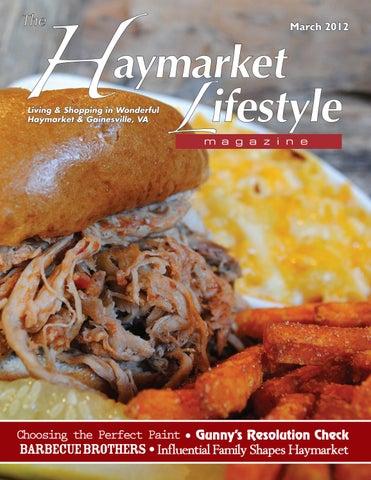 Haymarket Lifestyle Magazine March 2012 By Piedmont Publishing Group