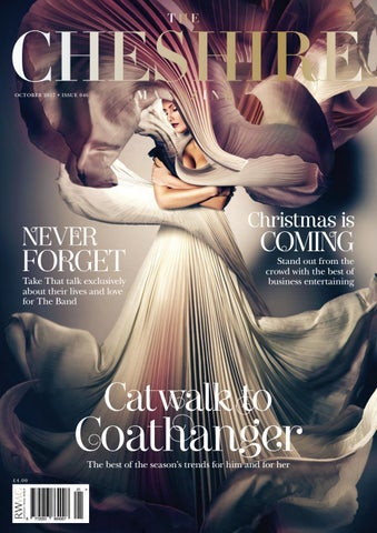 the cheshire magazine october 17 by runwild media group issuu
