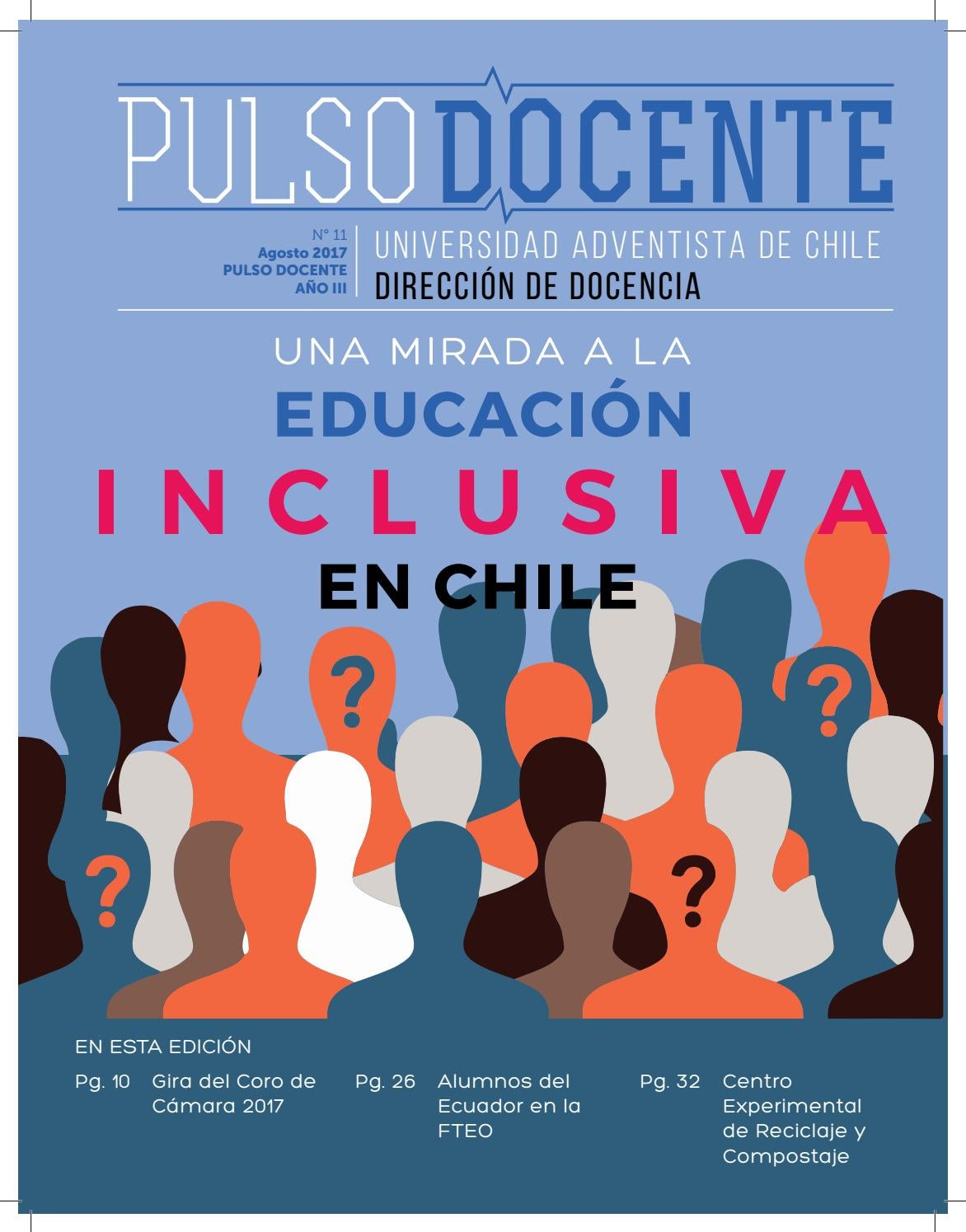 Revista pulso docente nº11 by UnACh - issuu