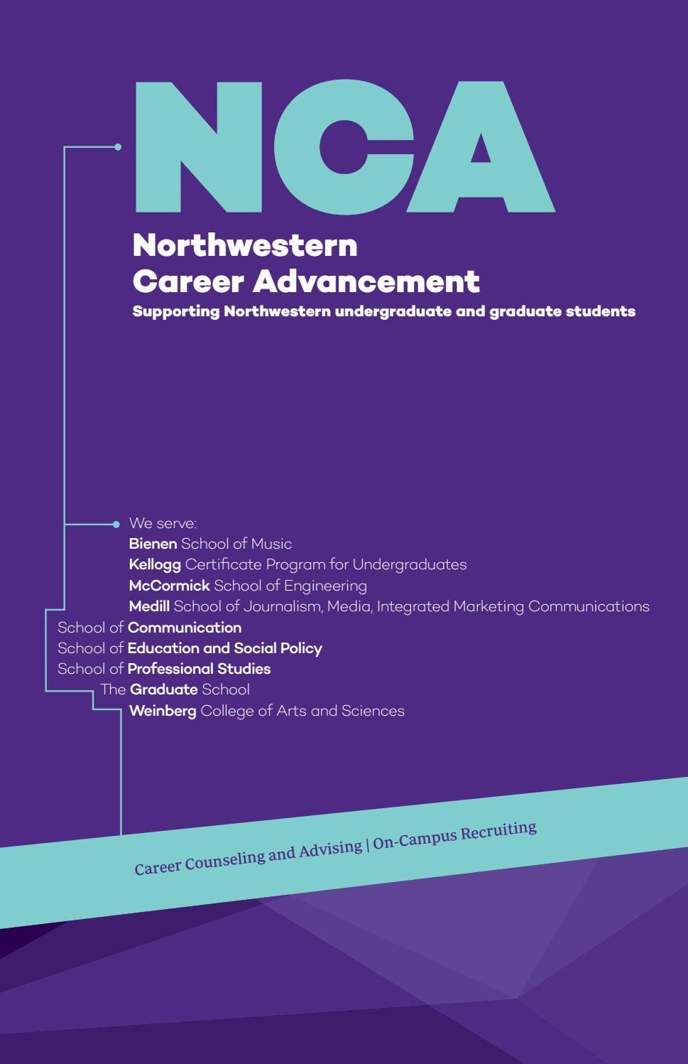 2017 18 Quick Guide To Nca By Northwestern Career Advancement Issuu