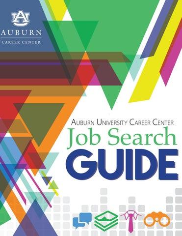 Job Search Guide (u002717 U002718) By Auburn University Career Center   Issuu