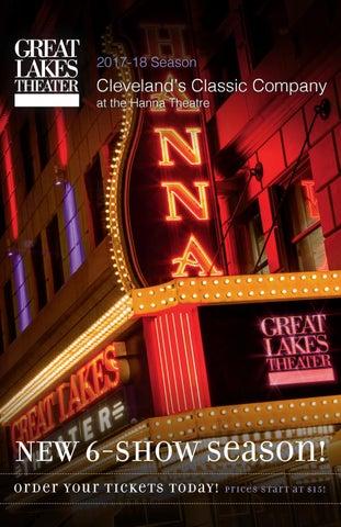 162070f1b Great Lakes Theater 2017-18 Season Brochure