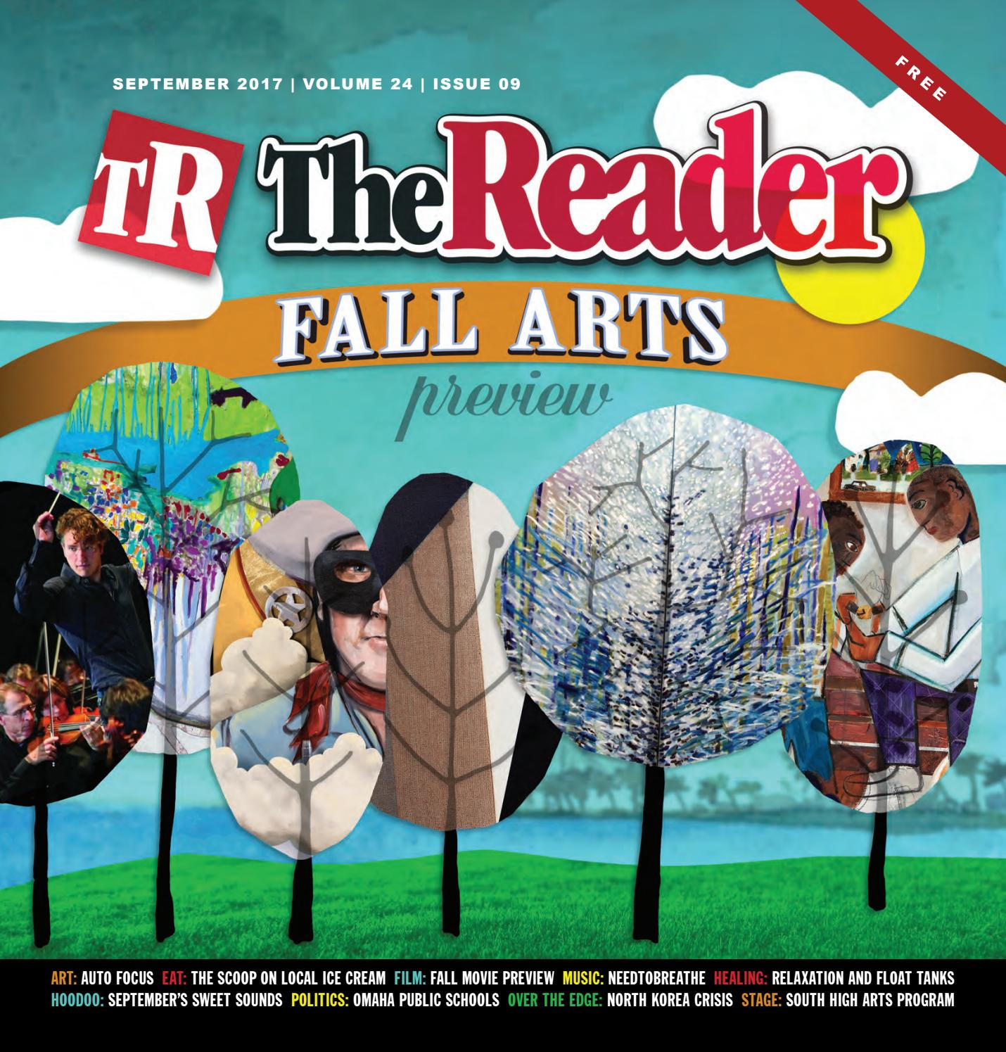 The reader sept issuu by PioneerMedia Me - issuu