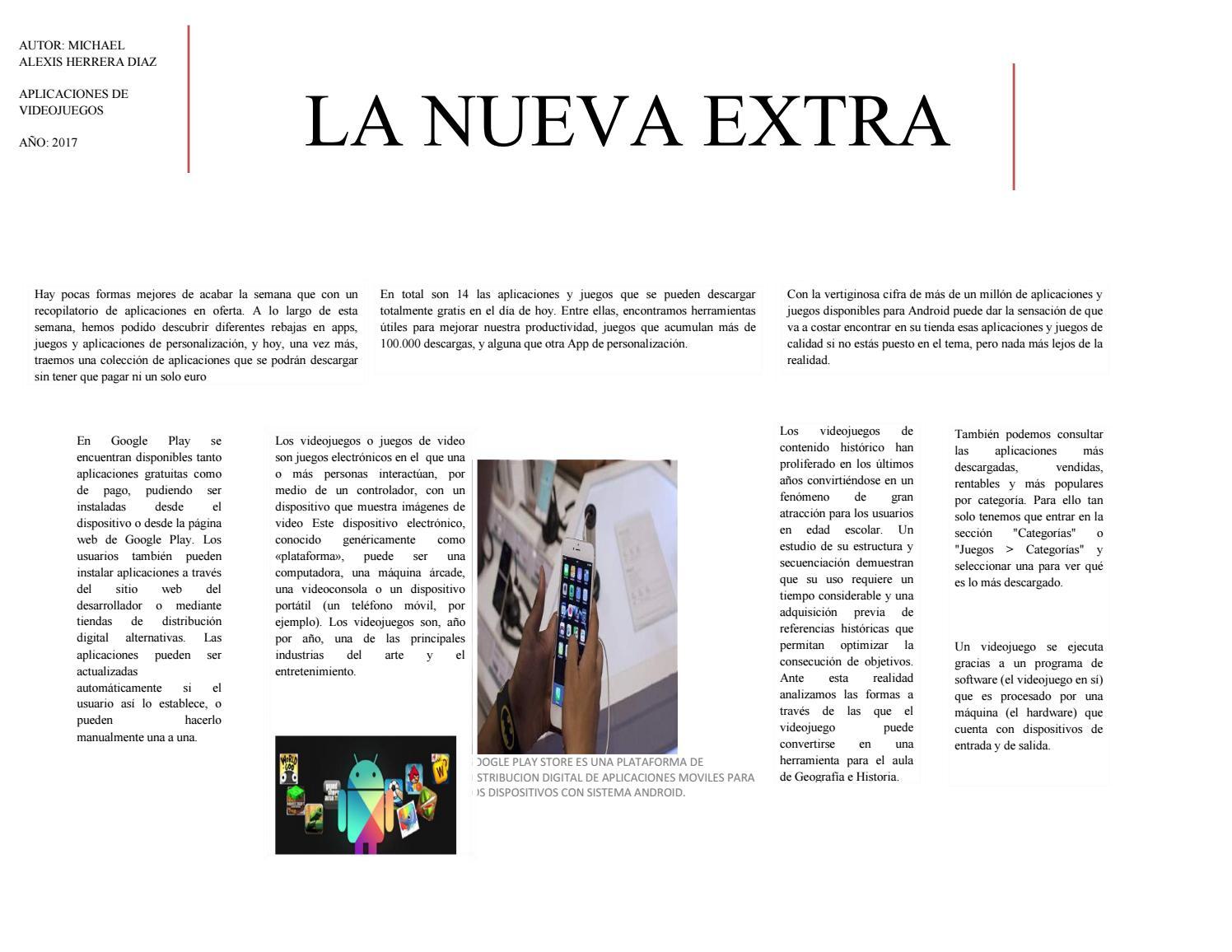 La Nueva Extra By Michael Herrera Issuu