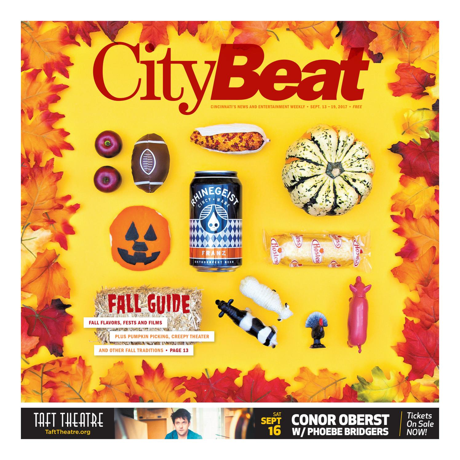 CityBeat Sept 13 2017 by Cincinnati CityBeat issuu