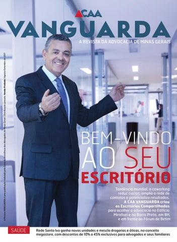 Revista Vanguarda - A revista da advocacia de Minas Gerais by CAA MG ... 8c6fdee2f5e