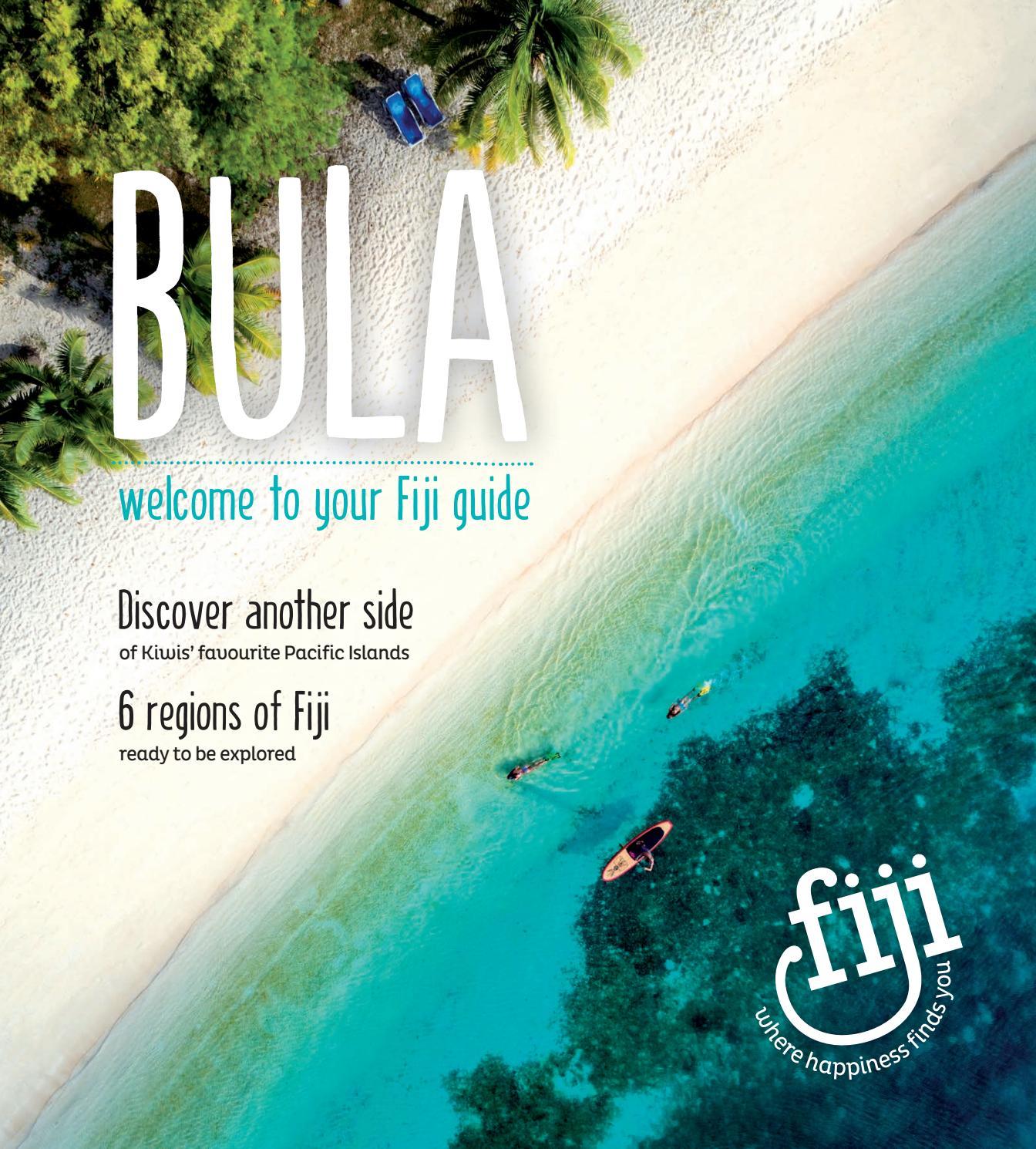 Fiji Beaches: Tourism Fiji 2017 By NZME.