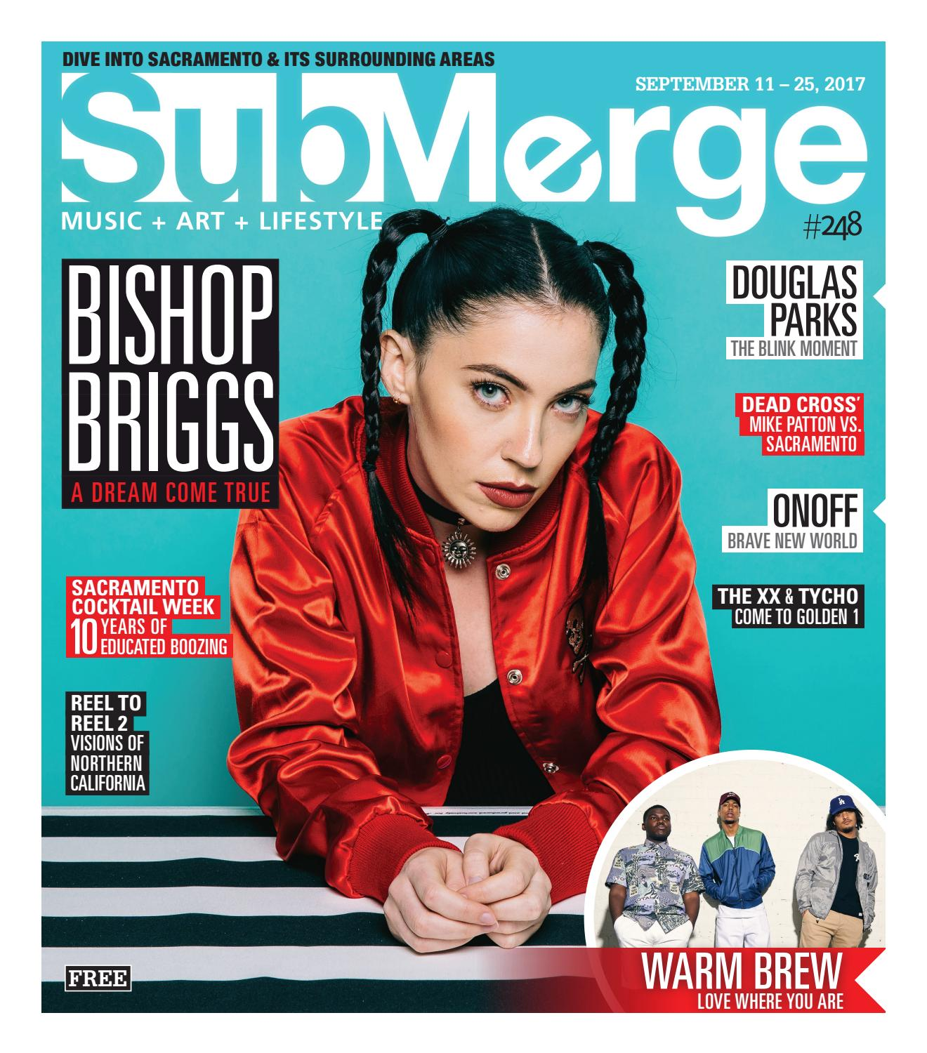 Submerge Magazine: Issue 248 (September 11 September 25