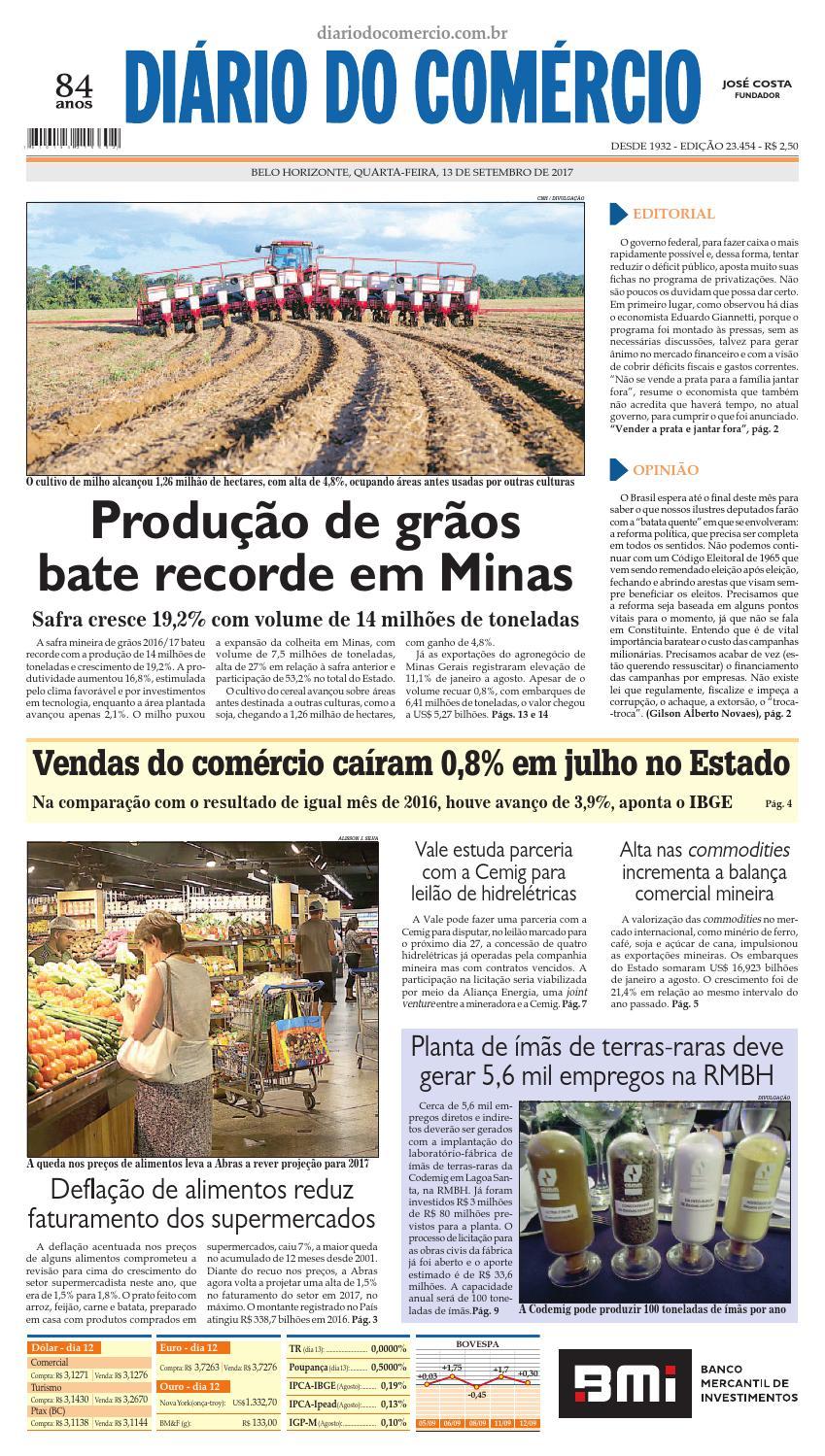 1a9552ac52 23454 by Diário do Comércio - Belo Horizonte - issuu