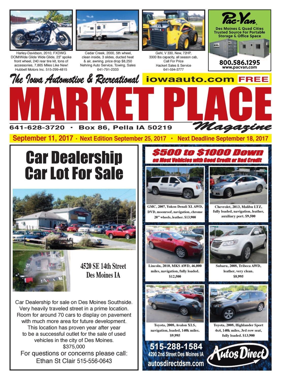 Marketplace Magazine September 11 2017 By Marketplace Magazine Issuu