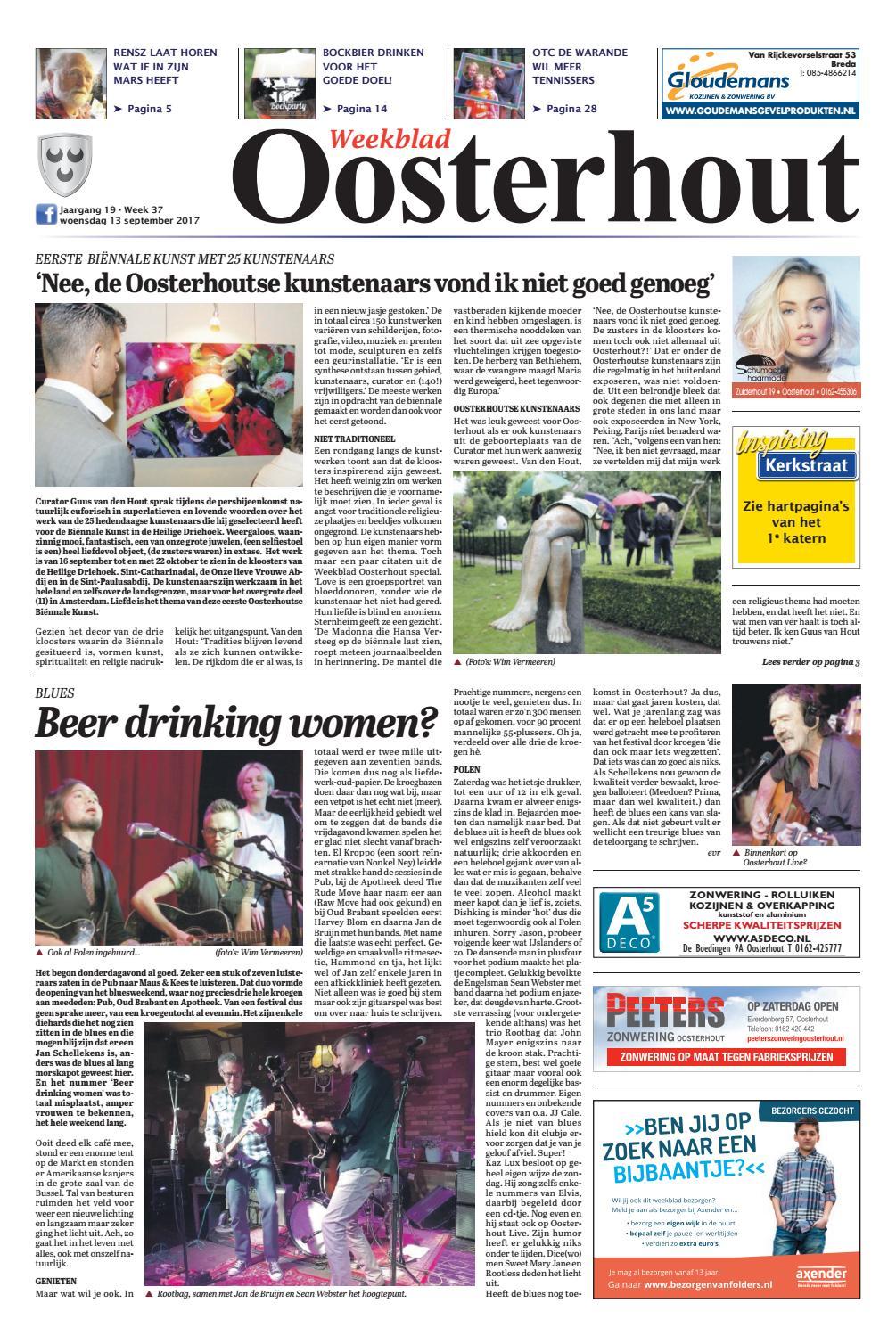 Weekblad Oosterhout 13-09-2017 by Uitgeverij Em de Jong - issuu 803f0dcc0b