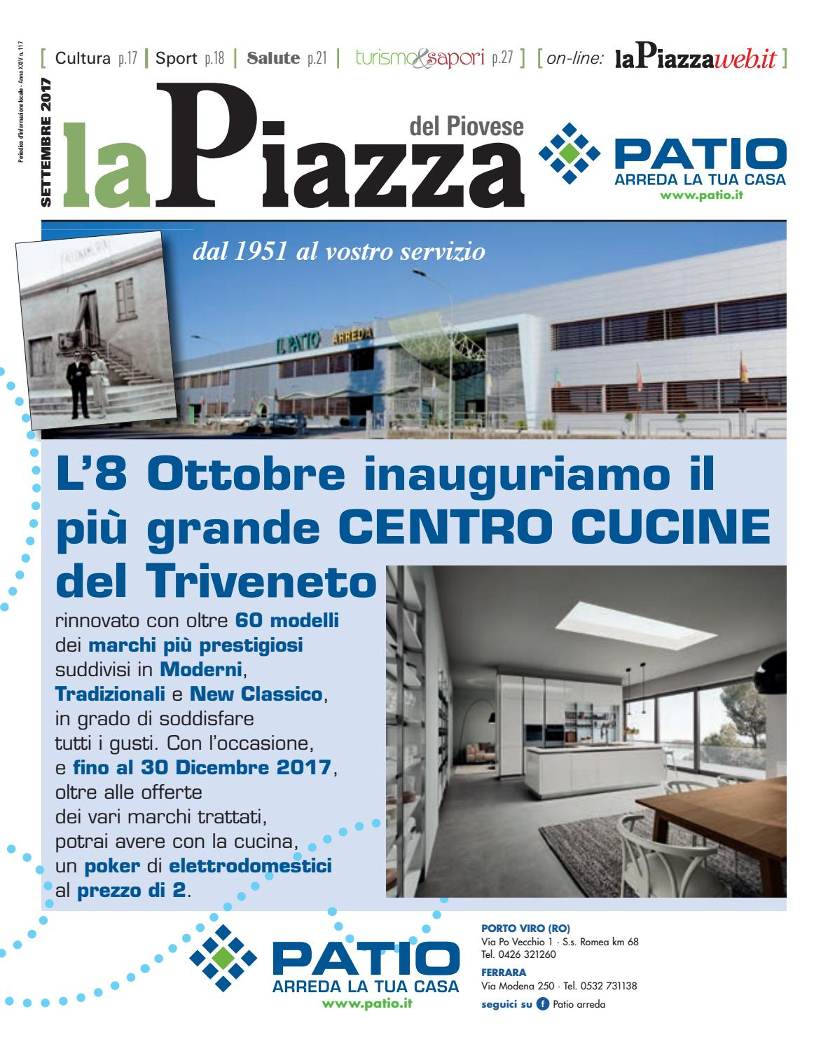 Piovese sett2017 n117 by lapiazza give emotions - issuu