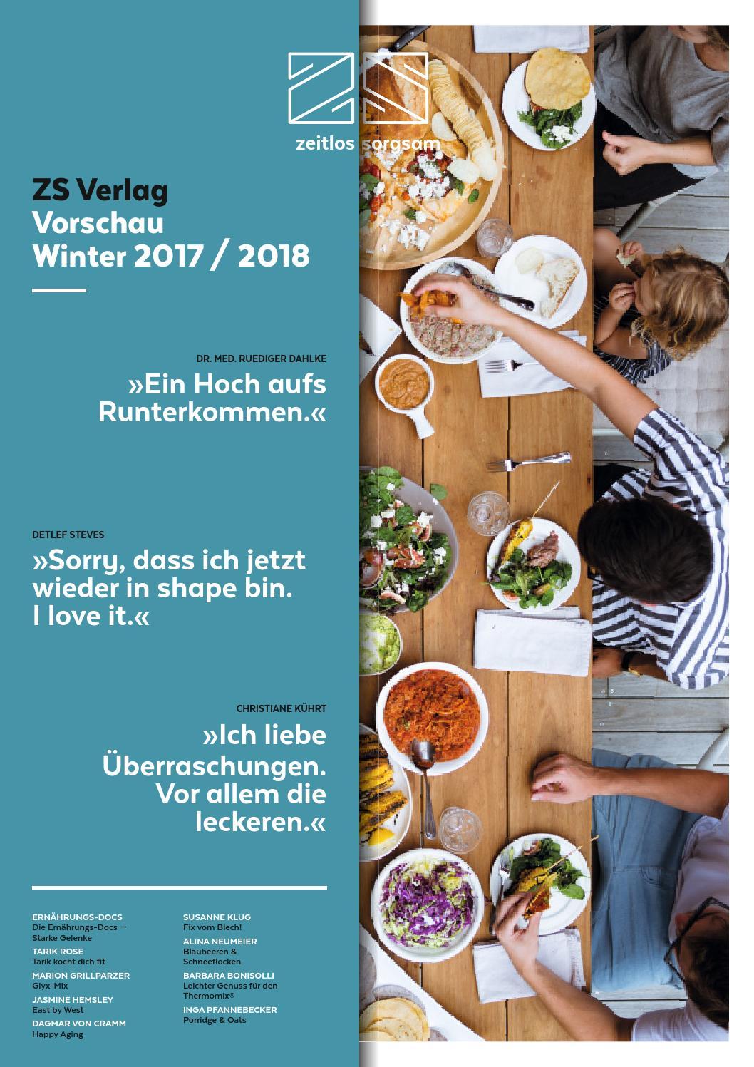 Marions Kochbuch Weihnachtsplätzchen.Zs Verlag Vorschau Winter 2017 2018 By Edelverlagsgruppe Issuu