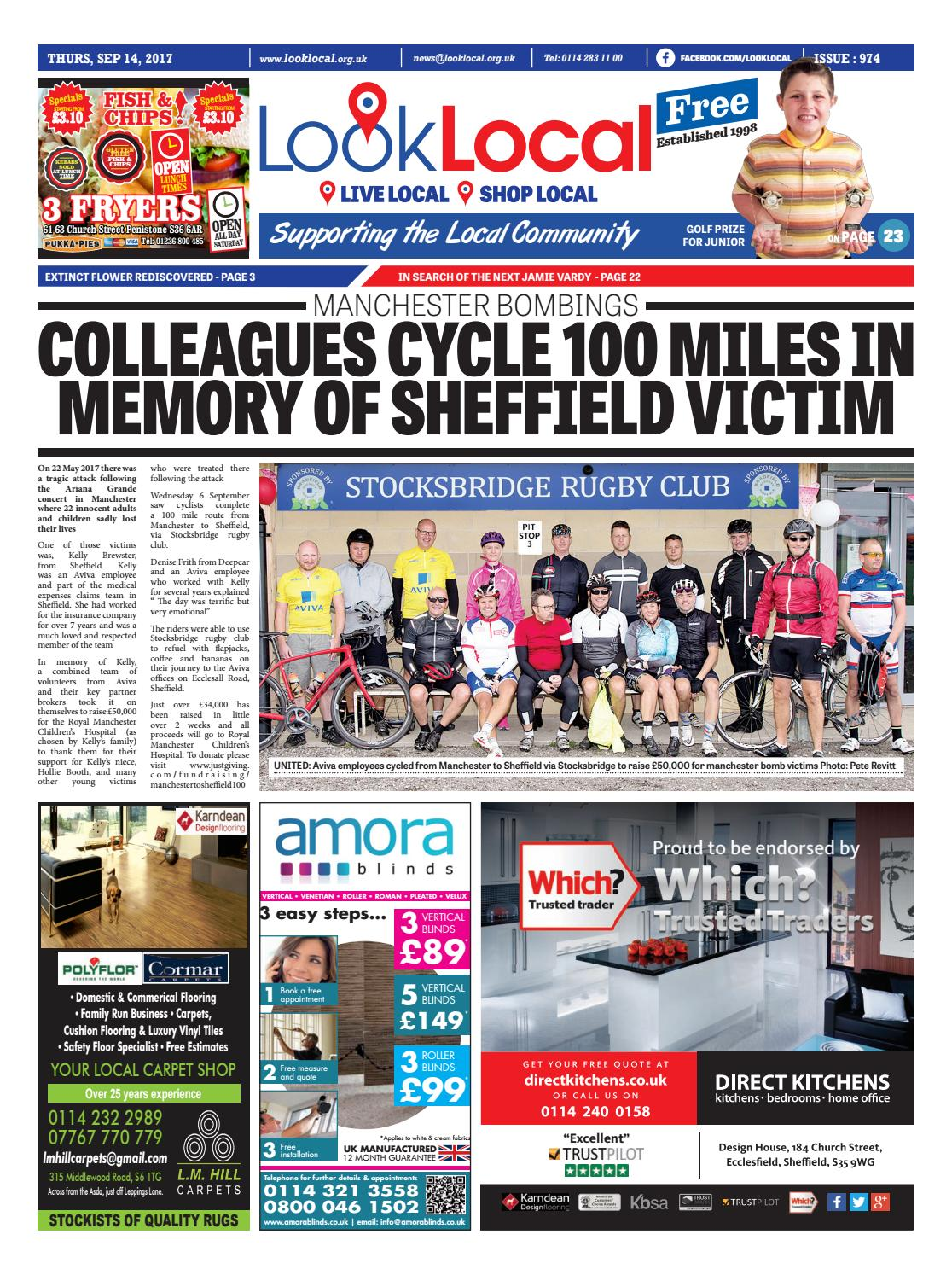 135269b357f29 Issue 974 Thursday 14 September 2017 by Look Local Newspaper - issuu