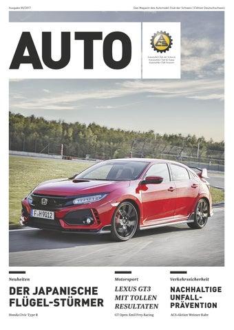 Das Magazin des Automobil Club der Schweiz | Edition
