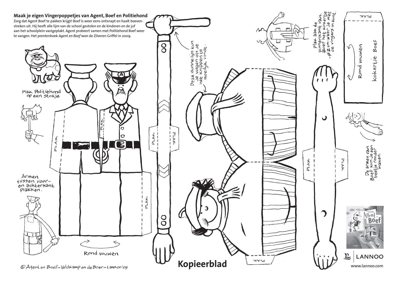 knutselplaat en boef 2 by uitgeverij lannoo issuu