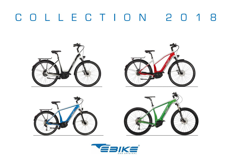 Ebike Collection 2018 by E-Bike Advanced Technologies - issuu
