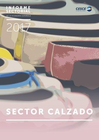 3eb93392 Informe Sectorial CESCE 2017 Calzado by CESCE - issuu