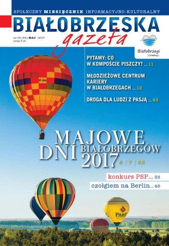 Białobrzeska Gazeta 05 2017 By Białorzeska Gazeta Issuu