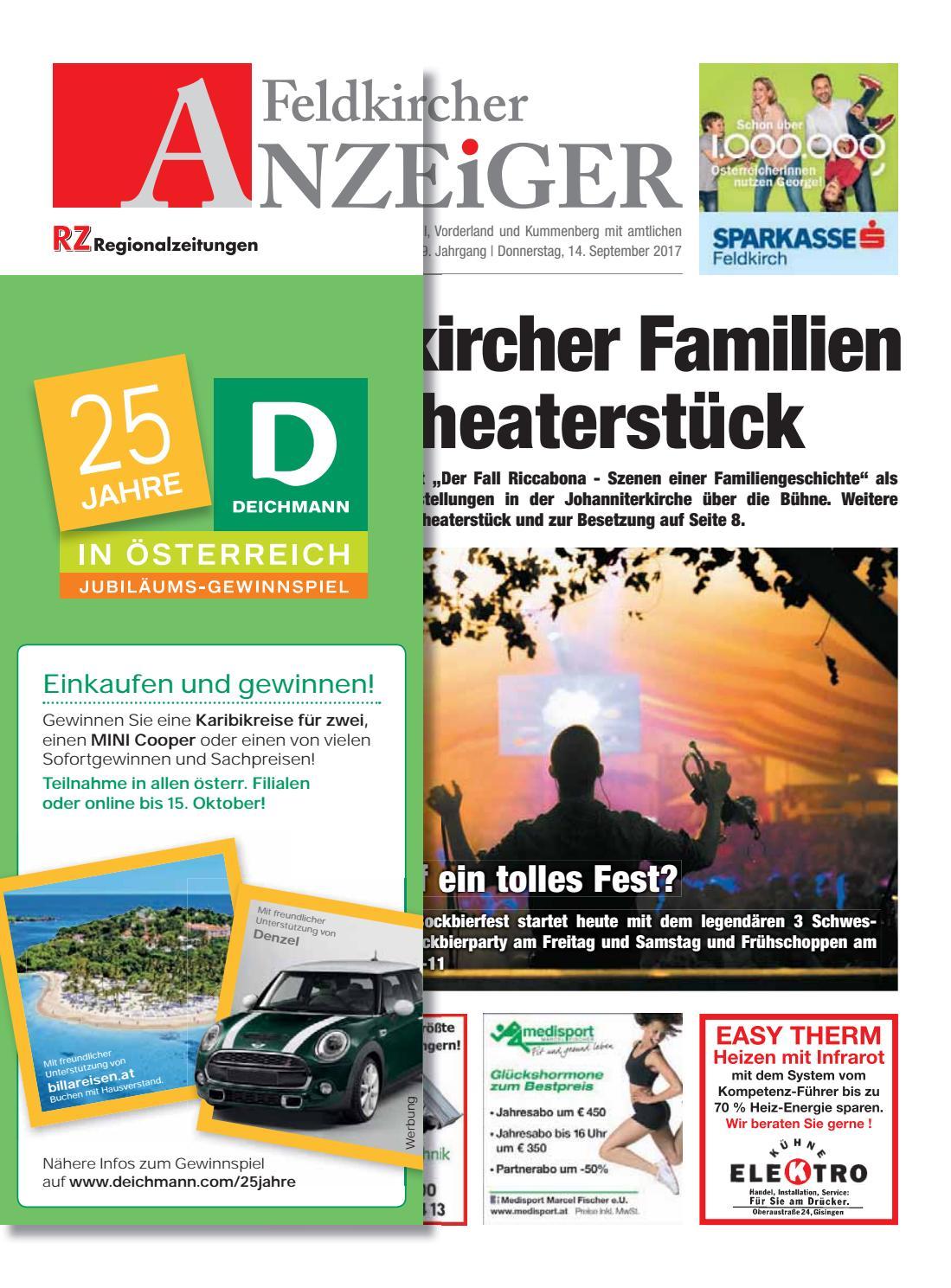 Freundschaft & Unternehmungen in Feldkirch