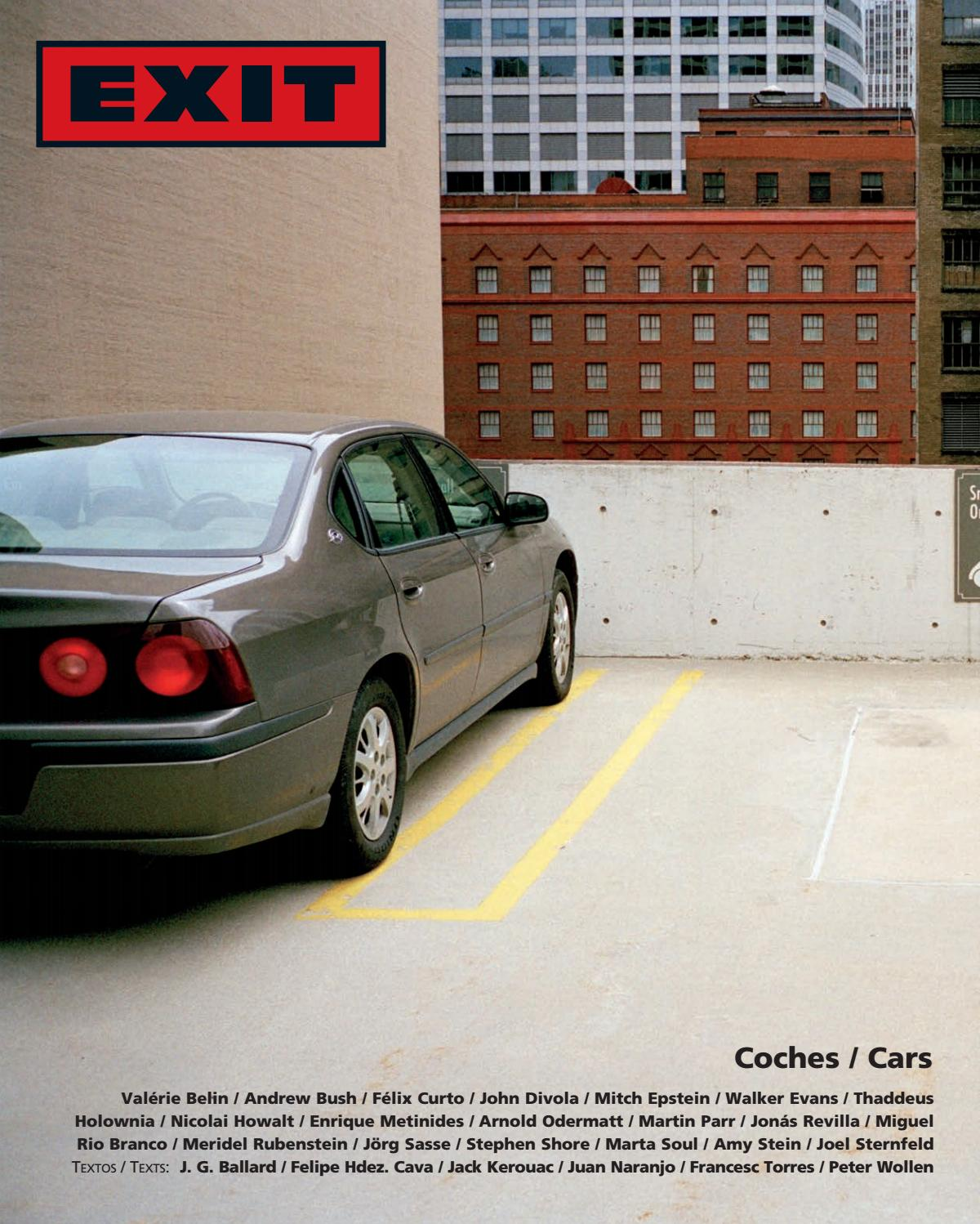 EXIT #34 · Coches / Cars by EXIT - issuu