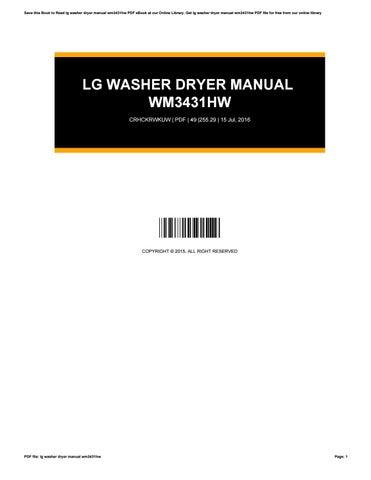 electrolux aqualux 1200. lg washer dryer manual wm3431hw electrolux aqualux 1200 i