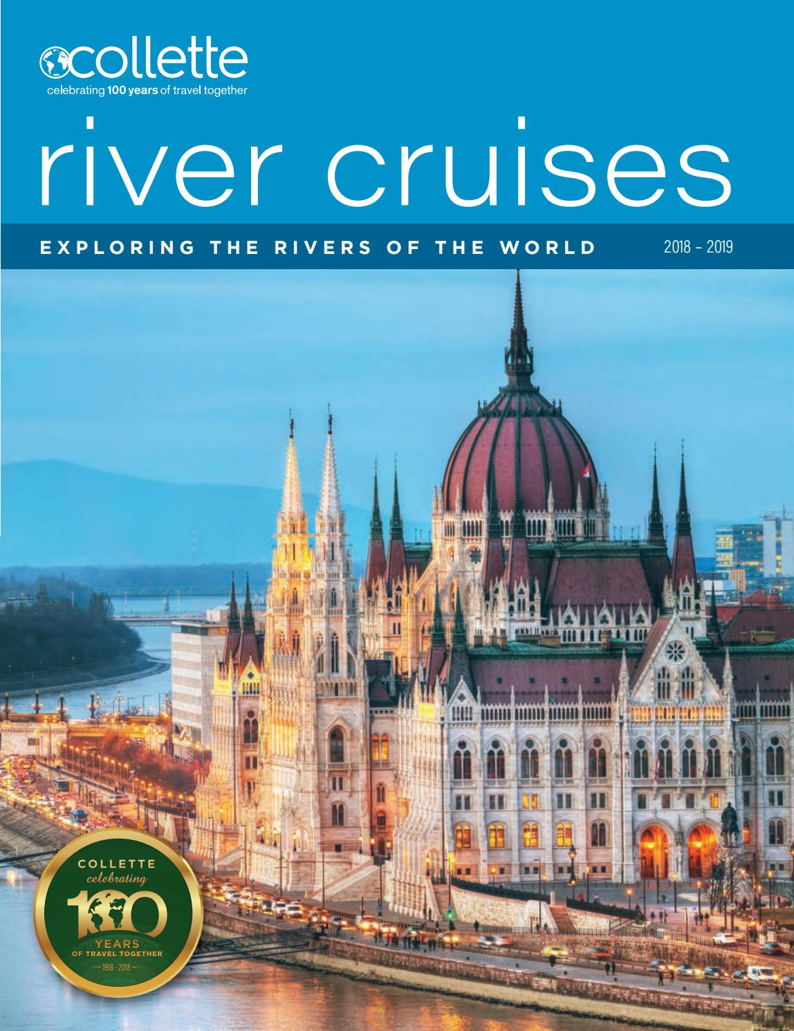 18 7wvme river cruise remail ebroch cad by Collette - issuu