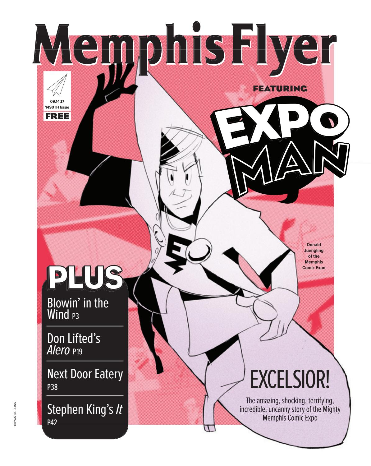 Memphis Flyer 9.14.17 by Contemporary Media - issuu