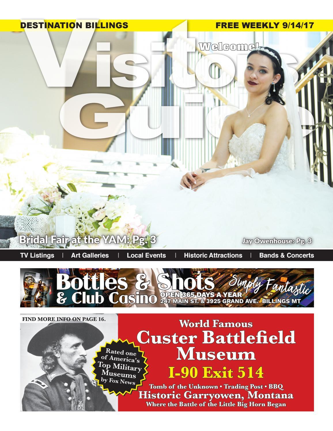 Welcome! Visitors Guide 17-9-14 by Welcome! Visitors Guide