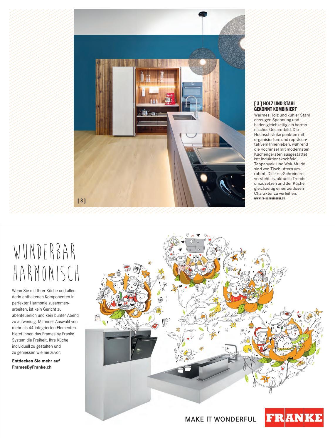 Traumhaus Küchen 2017 By BL Verlag AG   Issuu