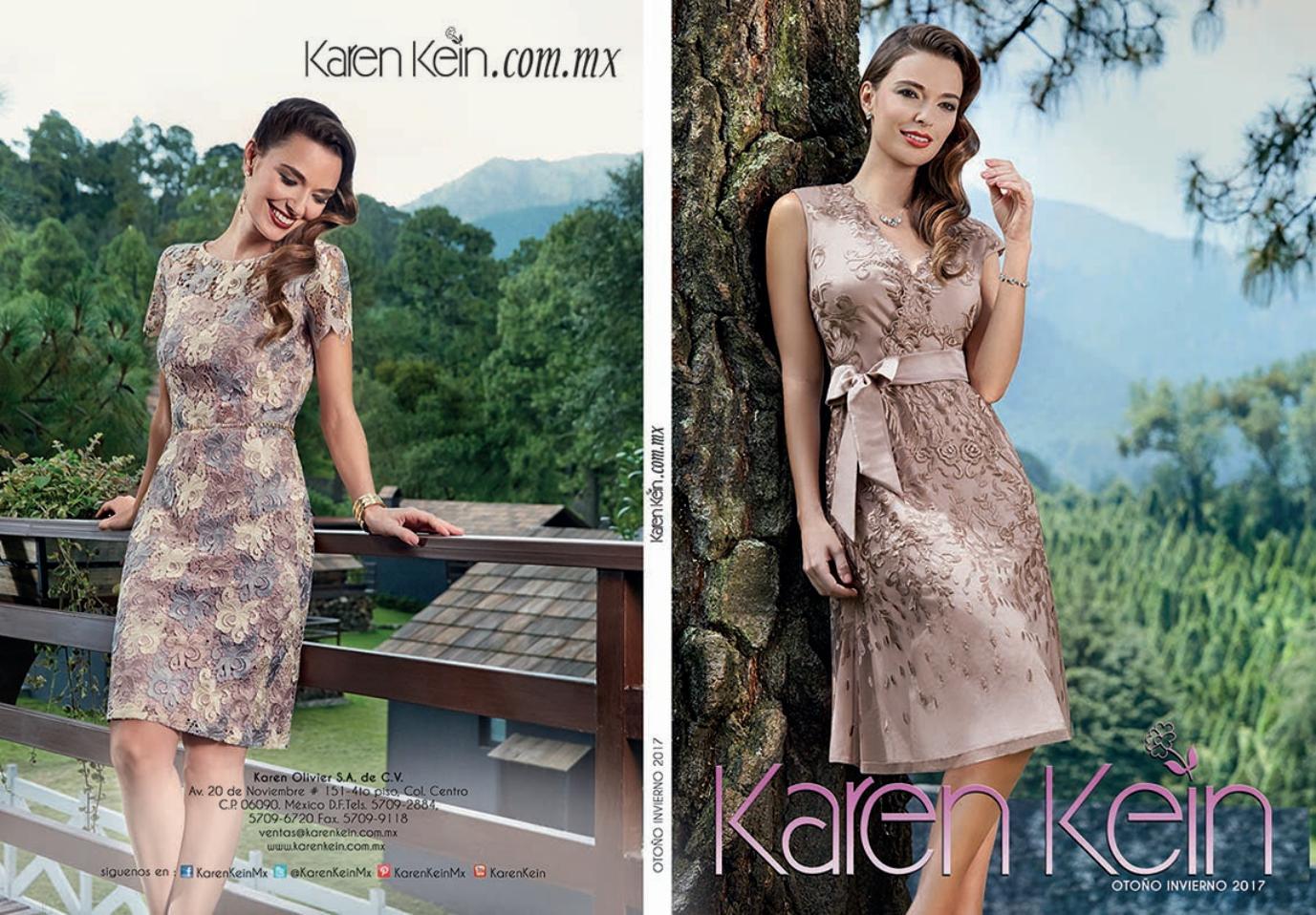Catalogo Karen Kein Otoñoinvierno 2017 By Karen Olivier Issuu
