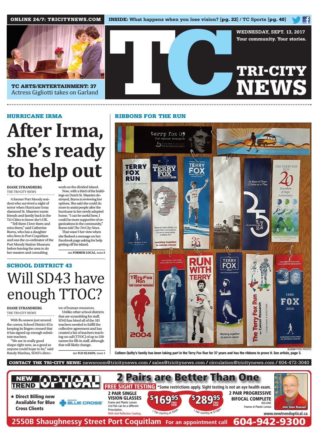 dee569fda001 Tri-City News September 13 2017 by Tri-City News - issuu