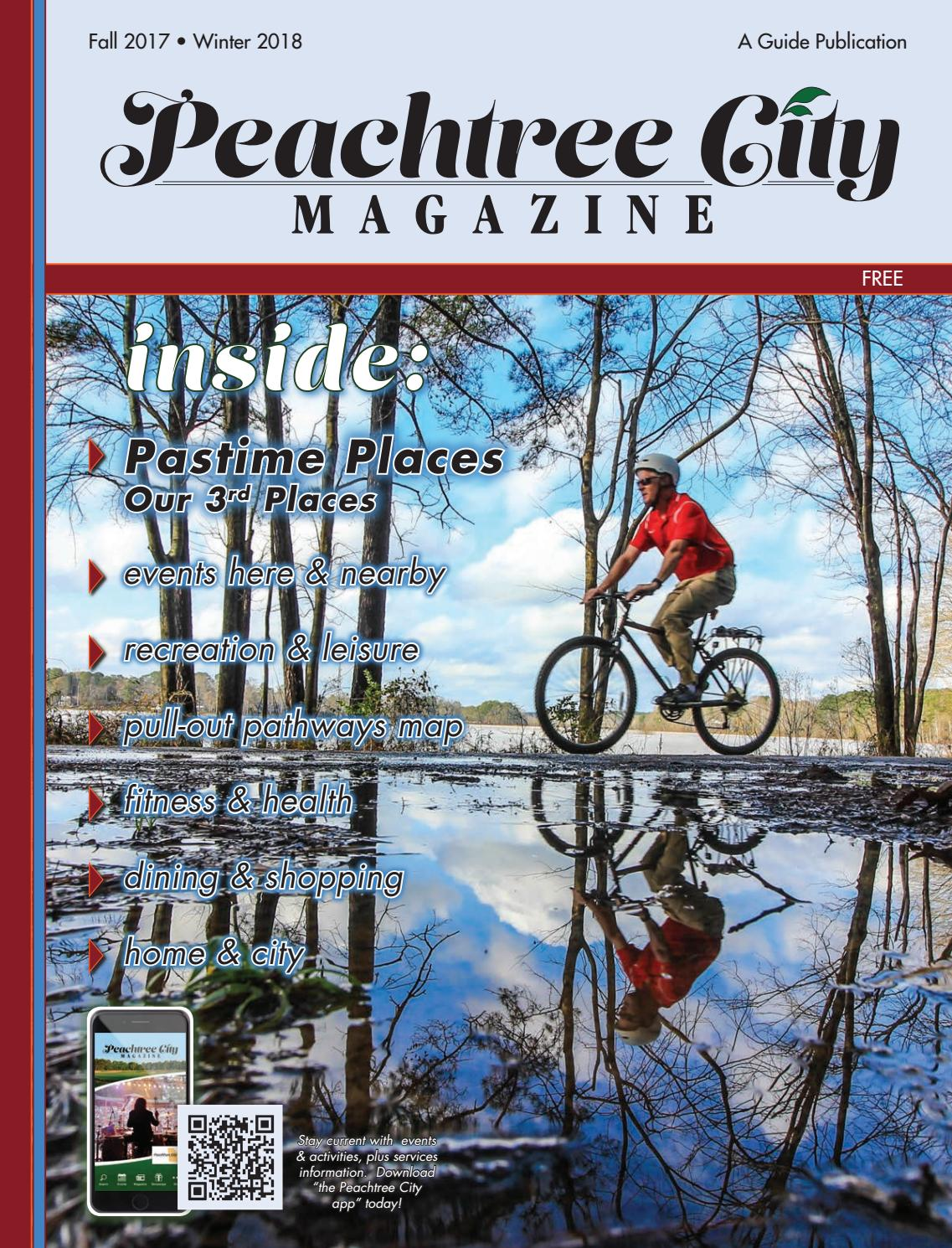 Peachtree City Magazine Fall Winter 2017 18 By Mike Nelson Issuu