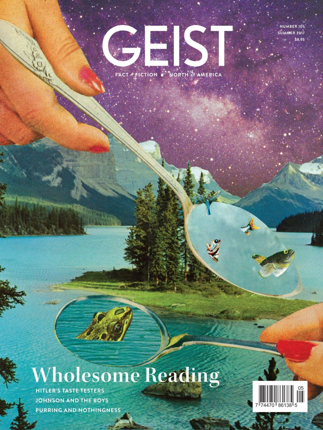 Geist 105 by Geist Magazine - issuu