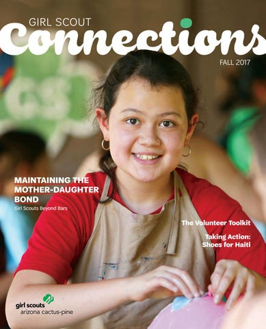 GSACPC Connections Fall 2017 By Girl Scouts Arizona Cactus Pine
