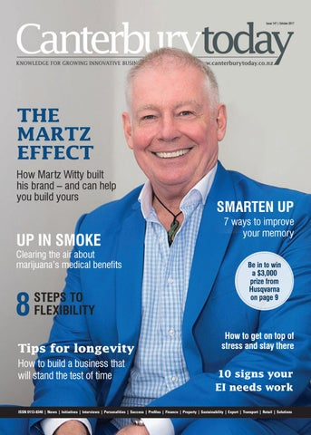 24781c61126a THE MARTZ EFFECT How Martz Witty built his brand – and can help you build  yours