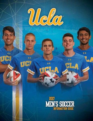 2017 UCLA Men's Soccer Information Guide by UCLA Athletics