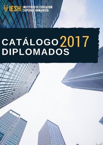 Catalogo De Diplomados Iesh By Instituto Humanista Issuu