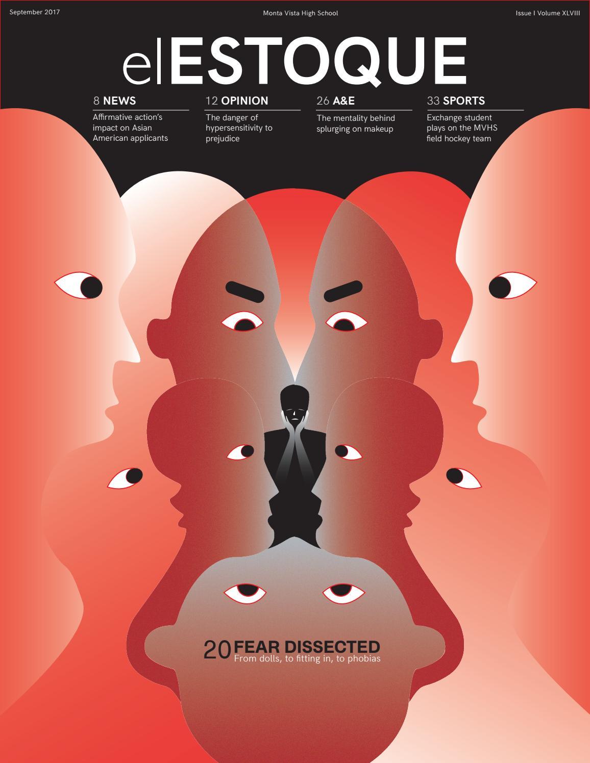 Volume 48, Issue 1, Sept  13, 2017 by El Estoque - issuu